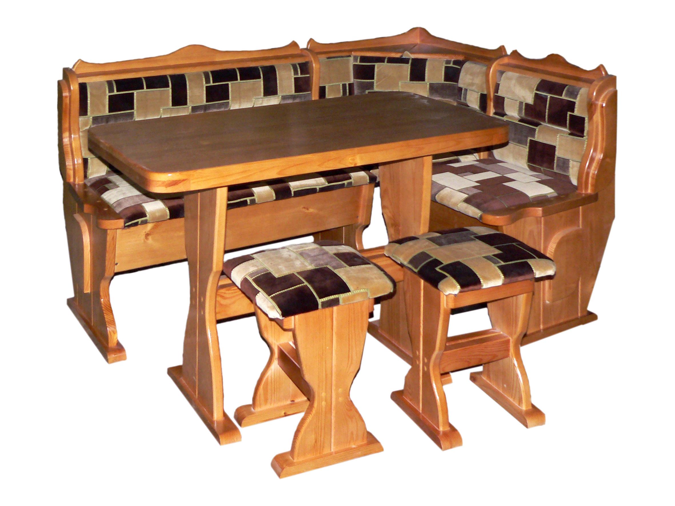 Столы и стулья для кухни своими руками